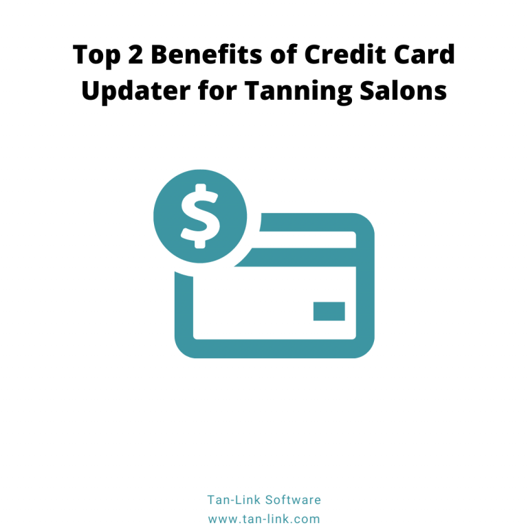 Card Updater Tanning Salon