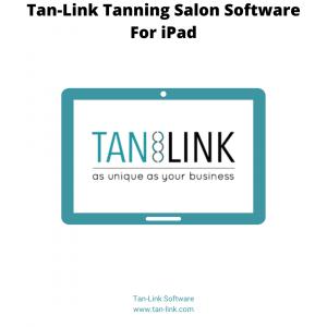 Tanning Salon Software iPad