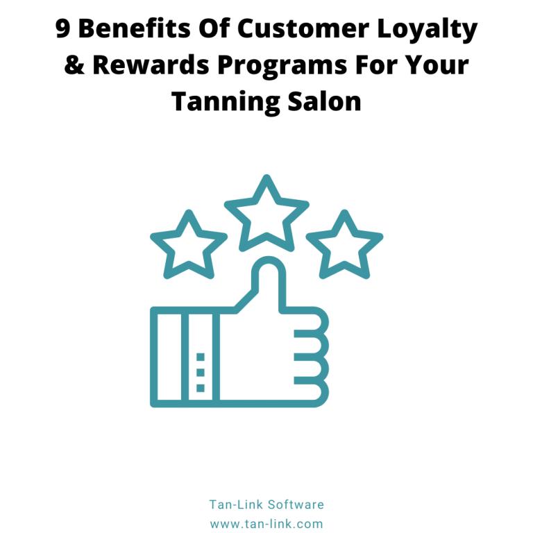 Loyalty Rewards Tanning Salon