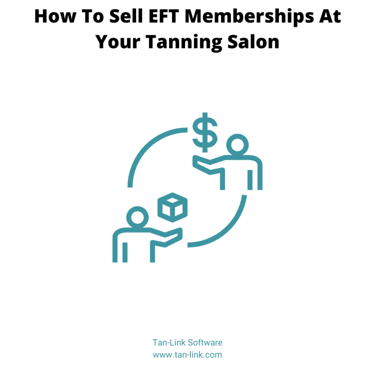 Sell EFT Tanning Salon
