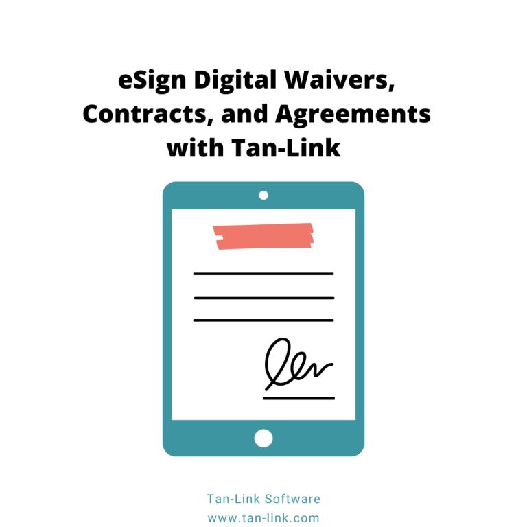 eSign Tan-Link