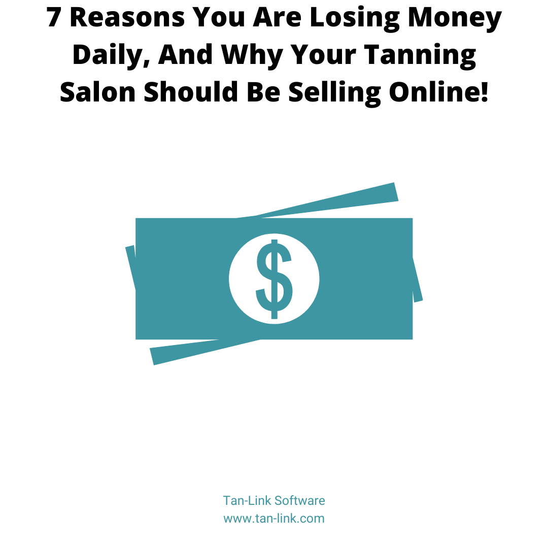 Tanning Salon Sell Online