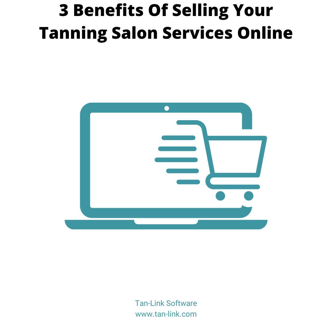 Sell Tanning Salon Services Online