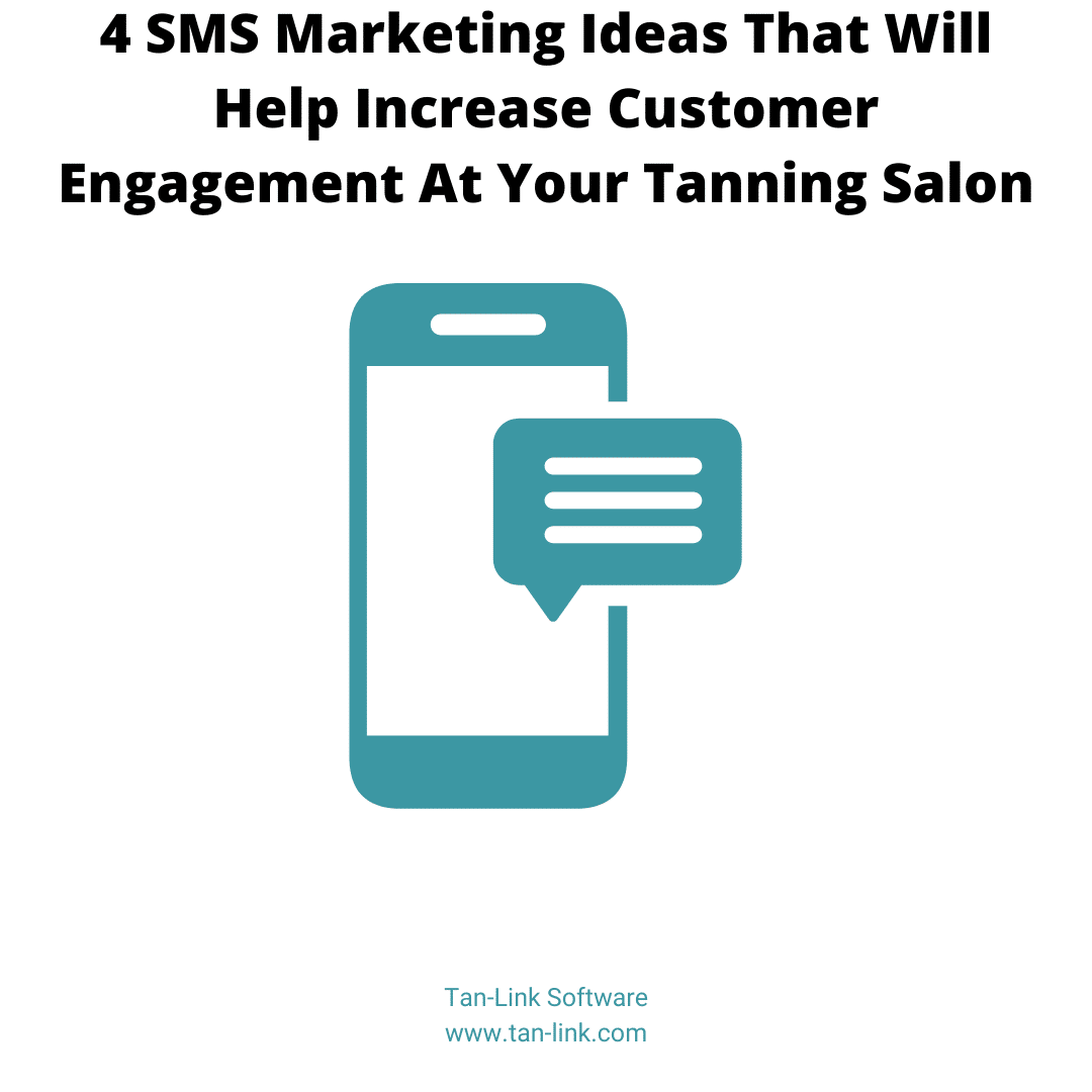 SMS Marketing Tanning Salon