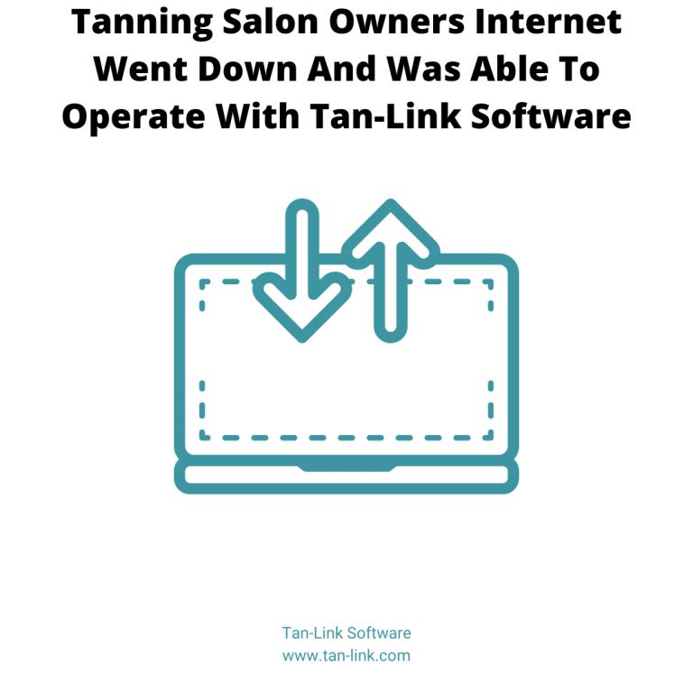 Tanning Salon Tan-Link